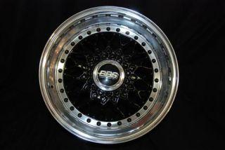 136 Black Chromed Split Rim Bolts M7 x 32 BBs RS Wheels
