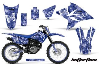 AMR Racing Off Road Motorcycle Graphic Wrap Sticker Kit Yamaha TTR 230