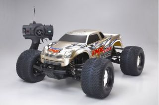 Tamiya # 49460 1/8 GP RTR TNX 5.2R Gold Ed. TGM04 4x4 Custom Monster