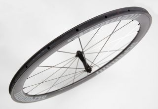 STRADALLI Carbon Aero Deep Dish Road Bike Wheels 50mm Front 85mm Rear