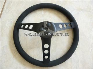 Grant 338 Universal 3 Spoke Steering Wheel 13 5 Ford Chevy Dodge Hot