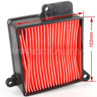 Air Filter Element GY6 150cc Roketa Jonway taotao Sunl JCL Scooters