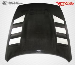 Carbon Creations Hot Wheels Hood fits Nissan 370Z 09 13. We recommend