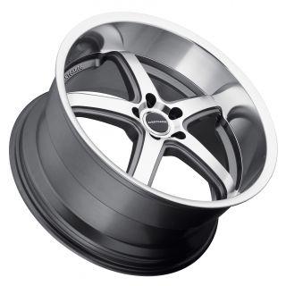 20 Avant Garde M350 Wheels Rims Fit Nissan 350Z 370Z 300zx Infiniti