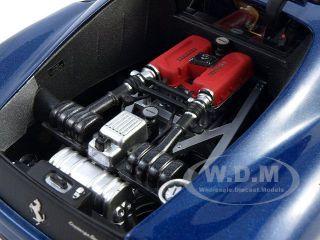 Ferrari 360 Modena Challenge Stradale Elite Blue 1 18