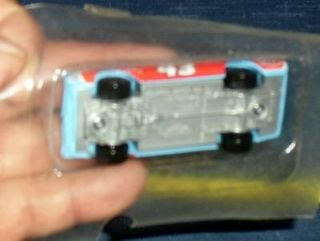 1974 DODGE CHARGER HOT WHEELS SEALED IN PACKAGE #43 RICHARD PETTY MINT
