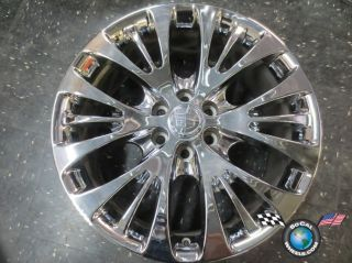 12 Cadillac Escalade Factory 22 Chrome Wheel Rims 4617 CK366