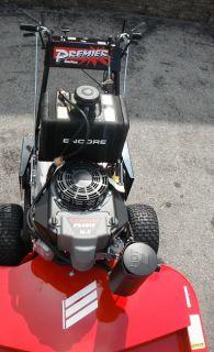 New 48 Encore Gear Drive Kawasaki Engine Walk Behind Zero Turn Lawn