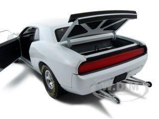 Dodge Challenger Concept R T 392 Super Stock 1 18 White