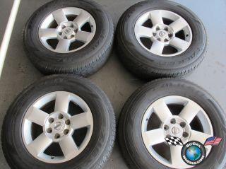 10 Nissan Titan Armada Factory 18 Wheels OEM Rims 400300ZS410 62438