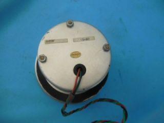 Auto Meter Pro Comp Ultralite Memory Tachometer 5 Face NASCAR Arca