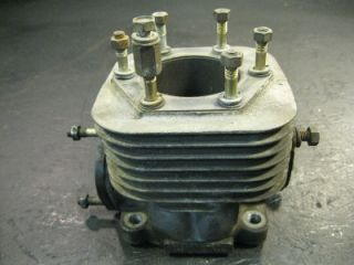 1991 Polaris Indy Sport 440 Stock Bore Cylinder Jug Used Sled