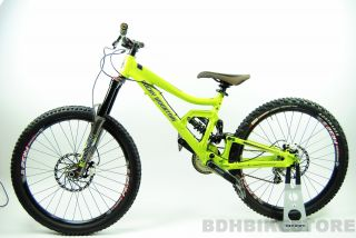 2010 Rocky Mountain Slayer SS Small Demo Bike