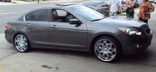 Incubus Jinx 716 20 Chrome Rims Wheels Nissan Maxima Altima