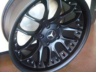 19 Mercedes Wheels Rim Tires S430 S500 S550 S600