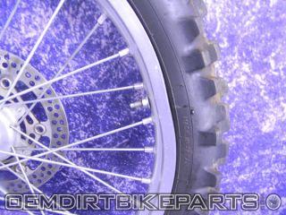 Yamaha Hubs Front Wheel Rim Excel YZ125 YZ250 YZ250F YZ450F 2000 2012
