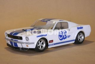 Tamiya 1 10 RC Ford Mustang Race Car 2 4GHz RTR