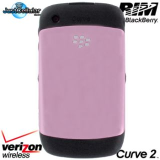 New Rim Blackberry 8530 Curve 3G WiFi GPS Pink Cell Phone No Contract