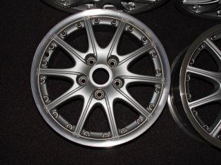 Factory Porsche BBs Sport Design Wheels 7 5 10 x 18