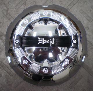 408 BlazN Custom Chrome Center Cap