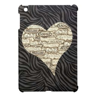 Positive Heart iPad Mini Case