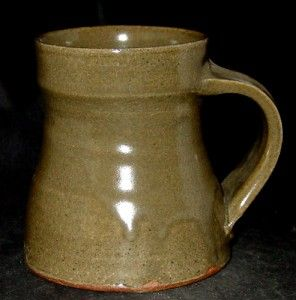 Willem Gebben Mingei Pottery Coffee Mug Warren Mackenzie Studio