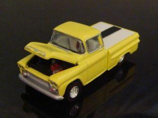 Hot Wheels 58 Chevrolet 409 Apache Fleetside 1 64 Scale Limited