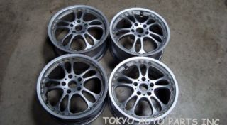 EMR Pro Et 20 Panther 17 inch Rim 5x114 3 Lexus Subaru VW Toyota Honda
