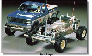 Tamiya 1 10 Ford F 150 Ranger XLT SEALED 58027