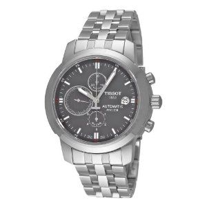 Tissot PRC 200 T014.427.11.081.00 Automatic Stainless Steel Case anti