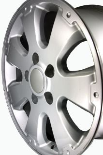 Silver Alloy 20 Toyota Tundra Wheels 5x150mm 60mm