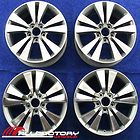 HONDA ACCORD 17 2008 2009 2010 2011 2012 FACTORY OEM WHEELS RIMS SET