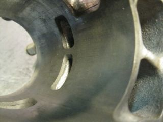 1991 Polaris Indy Sport 440 Stock Bore Cylinder Jug Used Sled