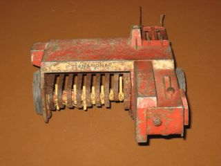McCormick International Harvester Vintage Hay Baler Toy