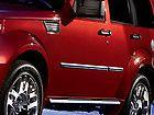 NEW 2007 2011 Dodge Nitro Door Entry Sill Guards MOPAR OEM set 4 items