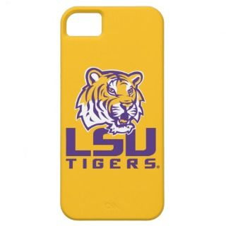 Tiger Head   LSU Tigers iPhone 5 Cases