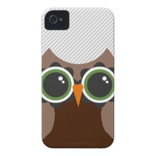 Brown Owl iPhone 4/4s Case Mate Case iPhone 4 Cases