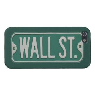 Wall Street iPhone 5 Savvy Case Covers For iPhone 5