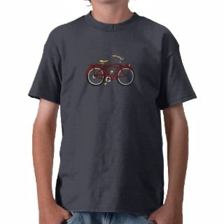 Fat Tire Bike Tee Shirts