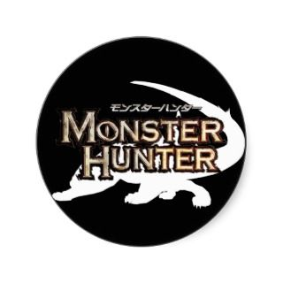 Monster Hunter Nargacuga sticker