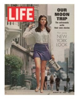 That Young New York Look, August 22, 1969 Premium Photographic Print by Vernon Merritt III