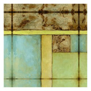 Stained Glass Window IV Giclee Print by Jennifer Goldberger