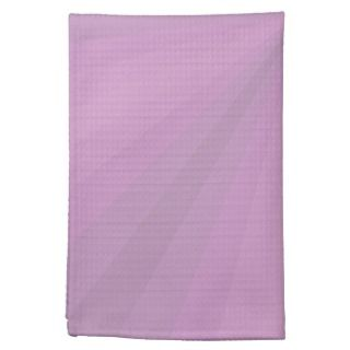 Optical Illusion Purple Hand Towel