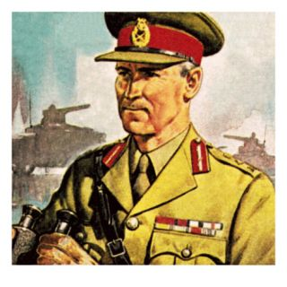 Gorget Patches on an Army Officers Lapels Giclee Print by English School