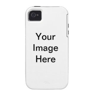 iPhone 4/4S Vibe Universal Case Template iPhone 4 Case