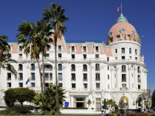 Hotel Le Negresco, Promenade Des Anglais, Nice, Alpes Maritimes, Provence, Cote DAzur, French Rivi Photographic Print by Peter Richardson