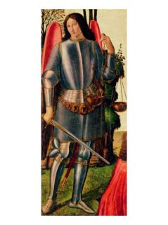 St Michael the Archangel Giclee Print