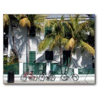 Key West Postcards & Postcard Template Designs