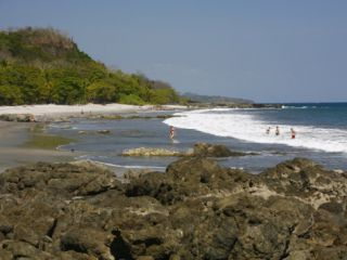 Montezuma Beach, Nicoya Peninsula, Costa Rica, Central America Photographic Print by Levy Yadid
