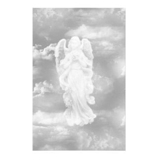 Guardian Angel Custom Stationery
